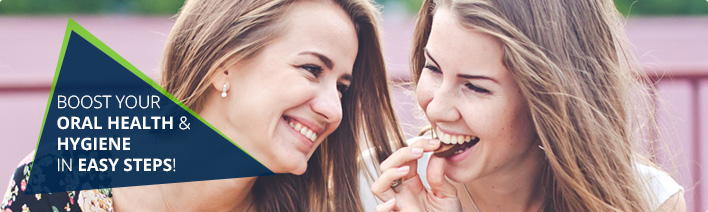 how to boost your oral health and hygiene